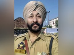 Reports Saying Davinder Singh Awarded Gallantry Medal Untrue: J&K Police