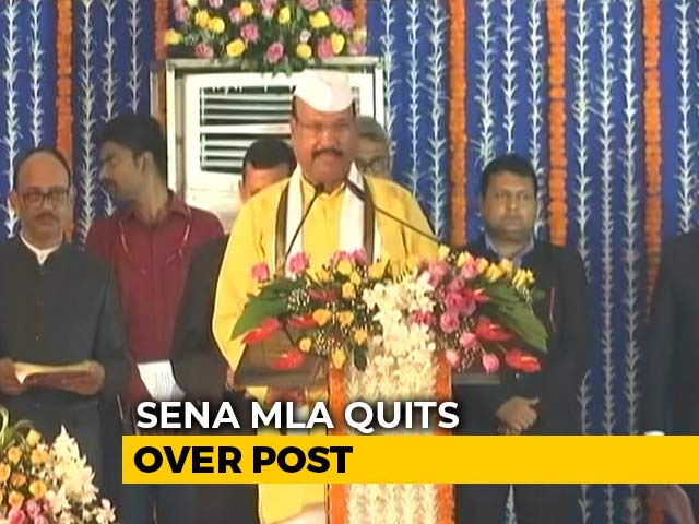 Video : Sena Minister Quits Government Over Cabinet Post: Sources