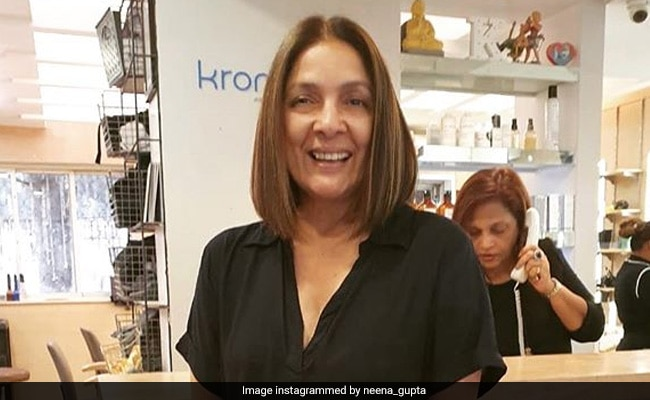 Neena Gupta Gets A Bob Cut, Requests Google To Change Her Age
