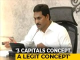 Video : Jagan Reddy Government Moves To Shelve Capital Amaravati Master Plan