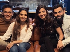 Anushka Sharma, Virat Kohli Had Dinner With Sunil Chhetri: 'Don't Be Surprised If We Land Up Uninvited Next Time'