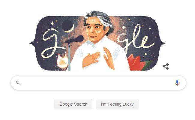 Google Doodle Celebrates Legendary Poet Kaifi Azmi's 101st Birth Anniversary
