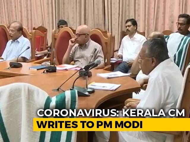 """Video : """"Airlift Stranded Indians"""": Pinarayi Vijayan Writes To PM On Wuhan Virus"""
