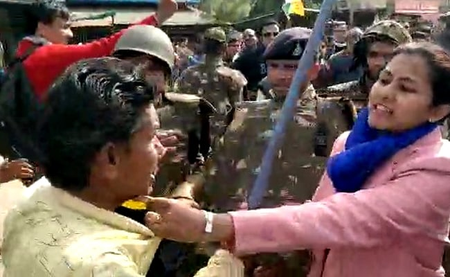 Notices Served After Slaps, Hair Pulling At Madhya Pradesh Pro-CAA Rally