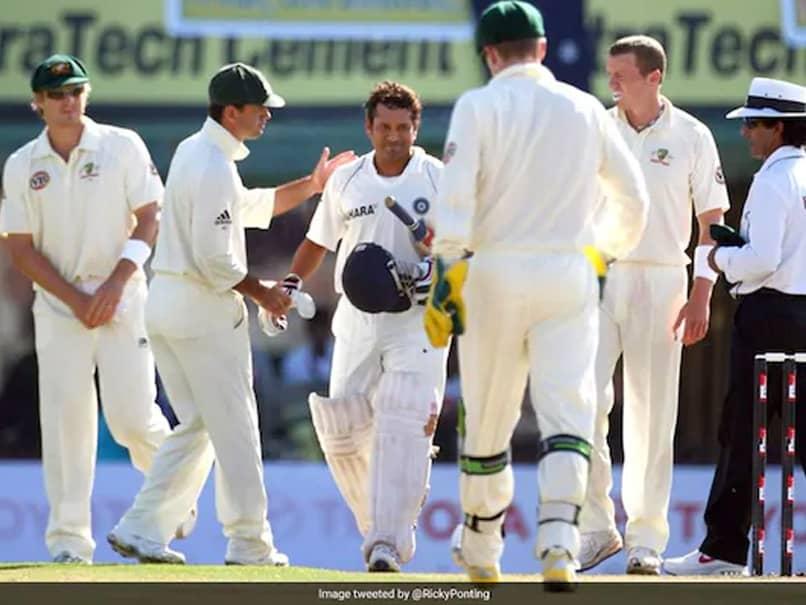 Sachin Tendulkar Responds To Ricky Pontings Invite As Coach In Bushfire Cricket Bash