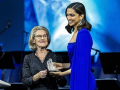 Deepika Padukone Quotes Martin Luther King To Talk Mental Health At Davos