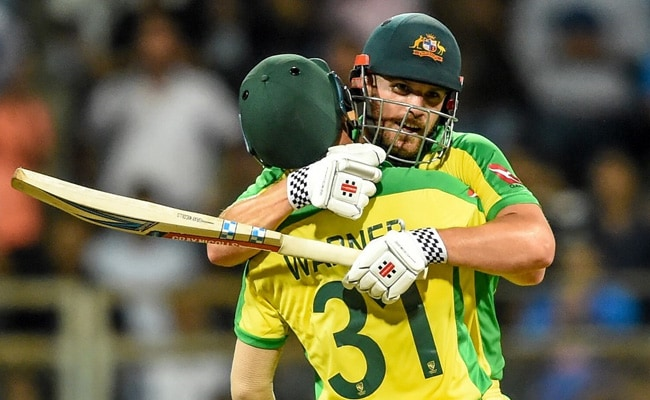 David Warners funny reply on opening with Aaron Finch during 2023 World Cup