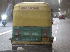 "Court Notice To Delhi, Poll Body Over ""I Love Kejriwal"" Message On Autos"