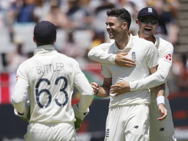 South Africa vs England: James Anderson, Stuart Broads Relentless Bowling Help England Finish Day 2 On Top Against South Africa