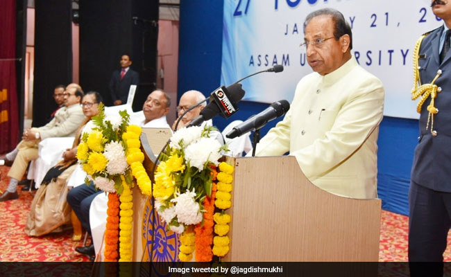 Strike Balance Between Science And Humanities Subjects: Assam Governor Tells Varsity Teachers