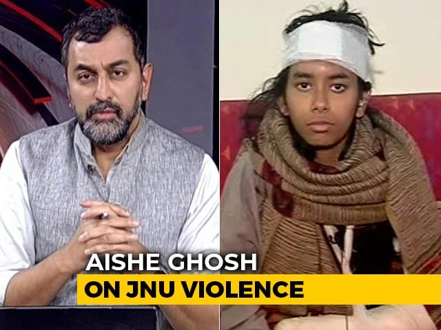 Video: 'No Proof, Story Made Up': JNU Student Leader On Cases Against Her