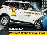 Video : Mahindra XUV300 Scores 5 Star In Global NCAP Crash Test