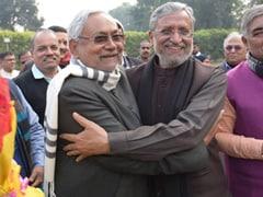 प्रशांत किशोर की बयानबाजी के बीच नीतीश कुमार और सुशील मोदी की ये तस्वीरें सब कुछ बोल रही हैं
