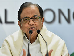 "All Numbers Point Towards A ""Limping Economy"", Says P Chidambaram"