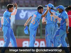 Quarter-Final: India Beat Australia By 74 Runs To Reach Semifinals