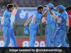 Quarter-Final: India Beat Australia By 74 Runs To Reach Semifinals
