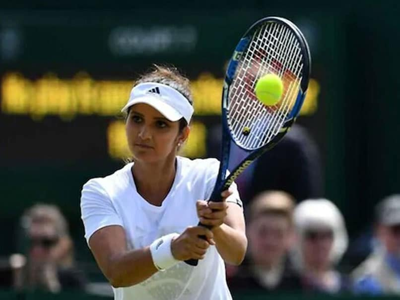 Australian Open: Sania Mirza Pulls Out Of Mixed Doubles Event With Calf Injury