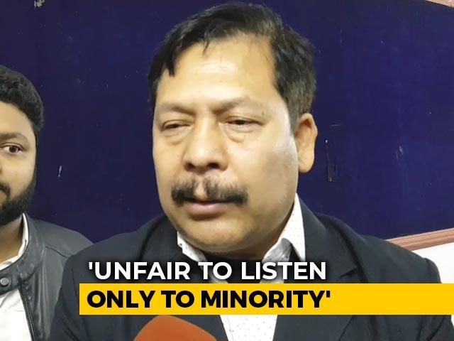 """Video : Non-Bodos Call The Fresh Bodoland Accord """"Discriminatory"""""""