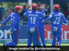 Shafiqullah Ghaffari Stars As Afghanistan Shock South Africa In Under-19 World Cup