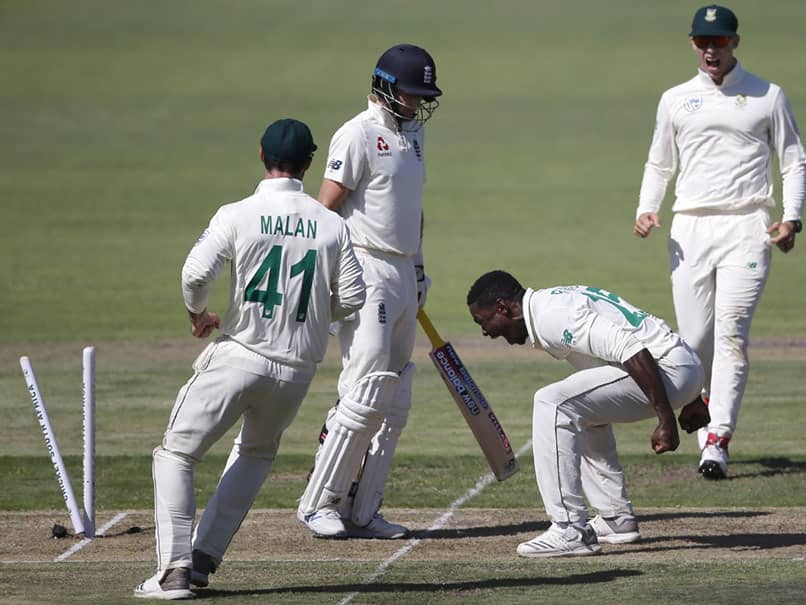 """""""Absolute Bonkers"""": Michael Vaughan Fumes After Kagiso Rabada Cops One-Match Ban"""