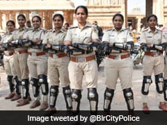 Bengaluru Police Form All Women Bike Team To Promote Female Safety