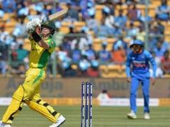India vs Australia 3rd ODI Live Score: Steve Smith Slams Fifty As Australia Rebuild In Bengaluru