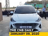 Hyundai Aura Launch, Indian Challenger, Mercedes EQ Brand