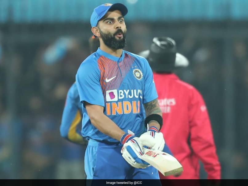 India vs Sri Lanka: New Year, Same Story As Virat Kohli Scripts Another World Record