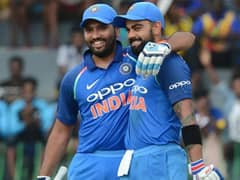 Kohli, Rohit Continue To Dominate ICC ODI Rankings For Batsmen