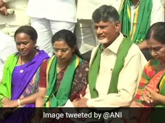 YSR Congress Accuses Chandrababu Naidu, TDP Of Corruption, Releases Clip
