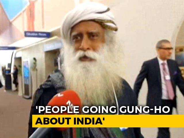 "Video : No One Invests ""Where Buses Burn"": Sadhguru's Warning On CAA Protests"