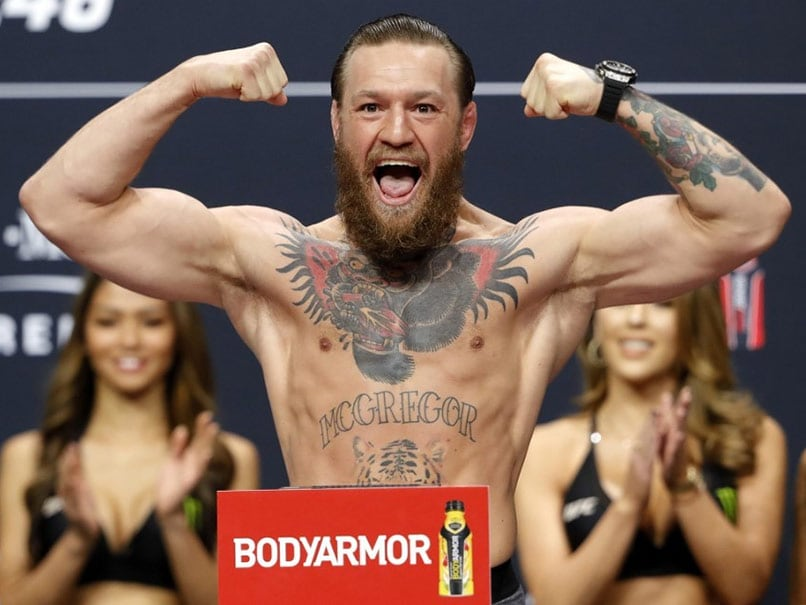 Conor McGregor Seeks To Emerge From Controversy In UFC Comeback