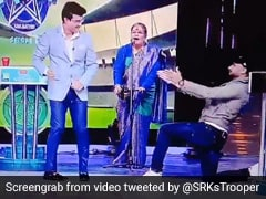 Sourav Ganguly, Harbhajan Singh Share A Dance As Usha Uthup Sings 'Senorita'. Watch
