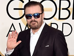 Golden Globes 2020 - Ricky Gervais Roasts Hollywood: 'Let's Laugh At Your Expense'
