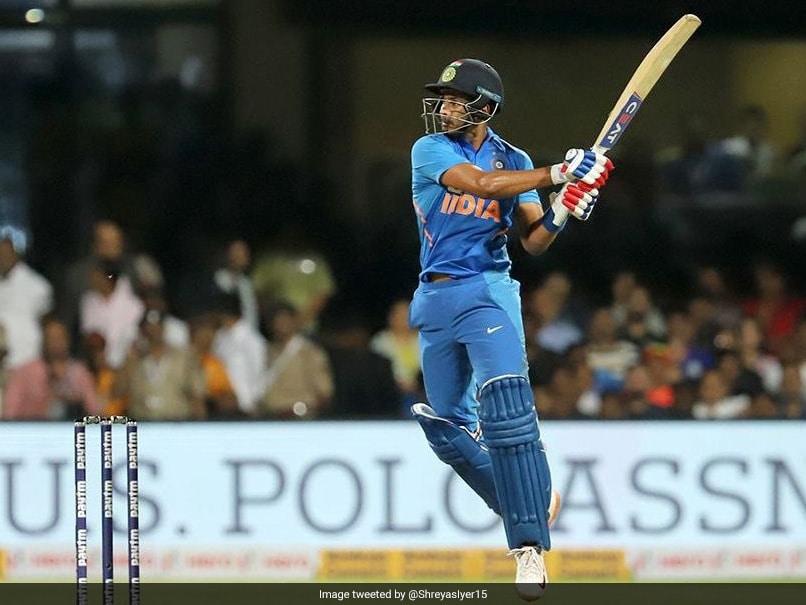 NZ vs IND 1st T20: श्रेयस अय्यर पर फिदा हुए फैन, कुछ ऐसे सोशल मीडिया पर की जमकर तारीफ