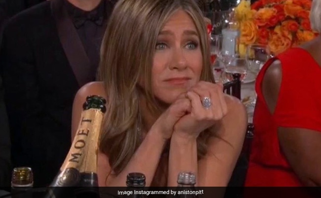 Golden Globes 2020: The Internet Couldn't Help But Notice Jennifer Aniston's Reaction To Brad Pitt's Acceptance Speech