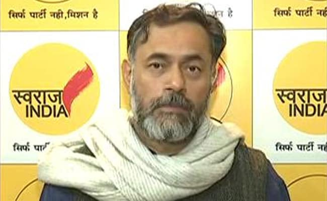 Yogendra Yadav Lashes Out At Centre Over Citizenship Law