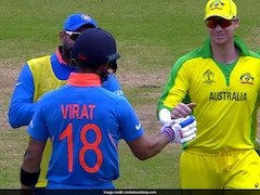 Cricket World Cup: On This Day In 2019, Virat Kohli's Warm Gesture Towards Steve Smith Won Hearts Of Fans