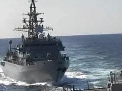 "Russian Navy Ship ""Aggressively Approached"" US Destroyer In Arabian Sea"