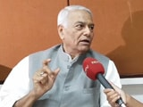 Video : Yashwant Sinha To Take Up 3,000-km Yatra Against Citizenship Law Today