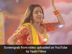 भोजपुरी एक्ट्रेस आम्रपाली दुबे ने यूट्यूब पर मचाया तहलका, बार-बार देखा जा रहा Video