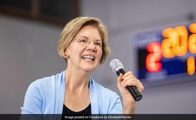 US Senator Elizabeth Warren Names Favourite Indian Dish, Leaves Everyone Confused