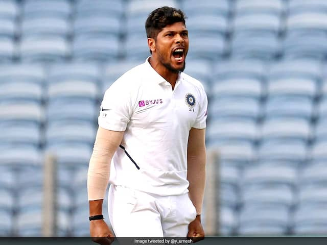 "Umesh Yadav Eyes Comeback To White-Ball Cricket, Calls Selectors ""Best Judge"""