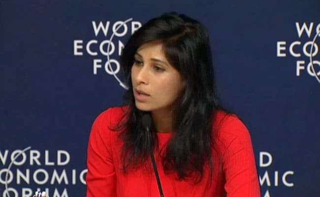 Image result for photo of IMF's Gita Gopinath