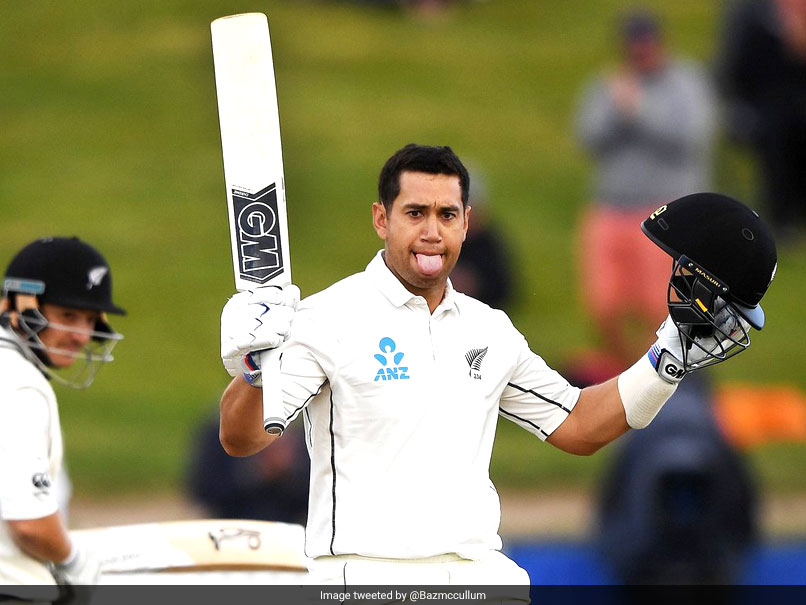 Ross Taylor Becomes New Zealands Most Prolific Test Run-Getter