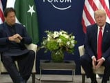 "Video : Trump Repeats Offer To ""Help"" On Kashmir Ahead Of Talks With Imran Khan"