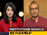 "Video : ""Government Should Be Tolerant Of Dissent"": Nobel Winner Venkatraman Ramakrishnan"