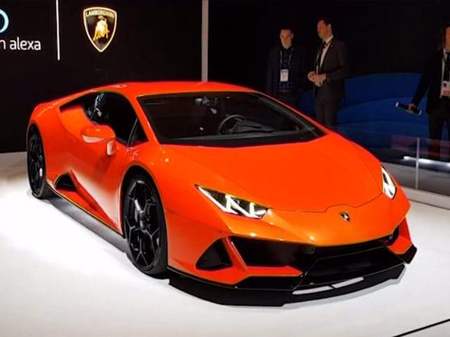 Video : A Lamborghini With Alexa?