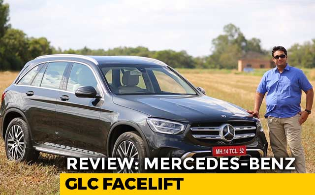 Video: Mercedes-Benz GLC Facelift Review