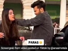 'पारस' ने गिराया और 'सिद्धार्थ' ने दिया धक्का, गुस्साई रश्मि ने जड़ दिया तमाचा...देखें Viral TikTok Video
